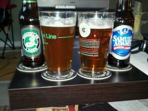 New Blog Brooklyn Lager Vs Samuel Adams Boston Lager