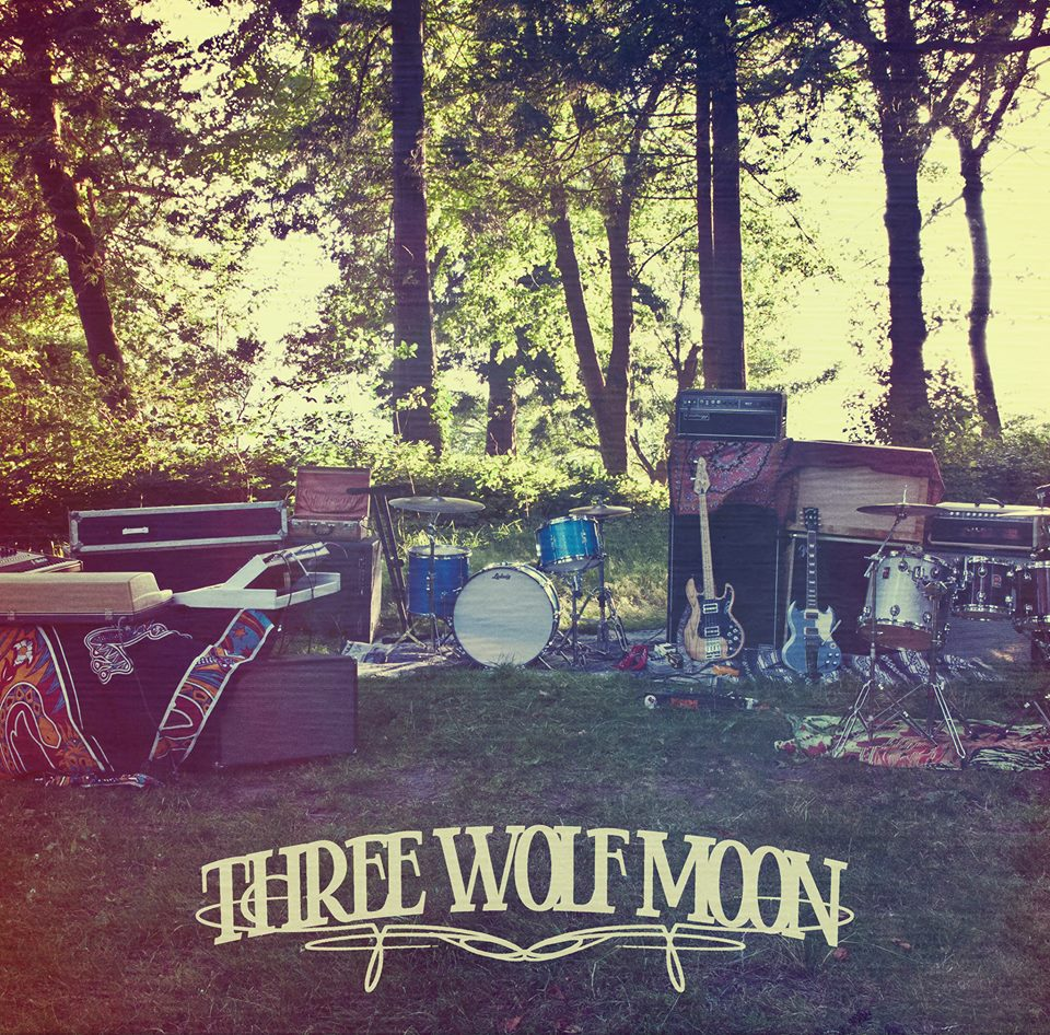 New Unknown Music Thursday Blog Three Wolf Moon Self Titled
