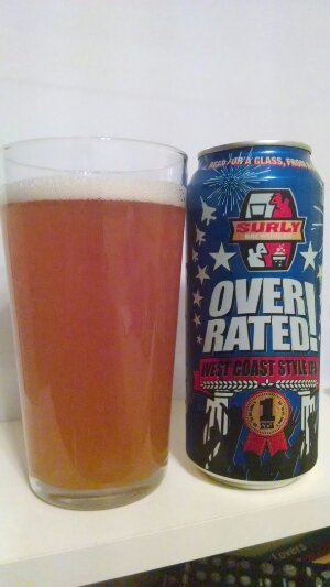 New Beer Blog Surly Brewing Over Rated! West Coast Style IPA