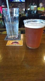 New Beer Blog Greenbush Brewery PHD Malt Liquor