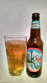 New Beer Blog Magic Hat Single Chair Golden Ale (2015) & golden ale | djweiser